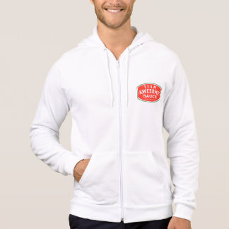 Men's American Apparel California Fleece ZipHoodie Hoodie