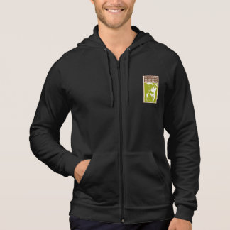 Men's American Apparel ChimpsNW Fleece Zip Hoodie