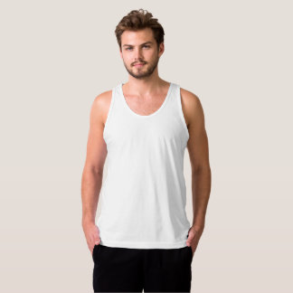 Men's American Apparel Fine Jersey Tank Top