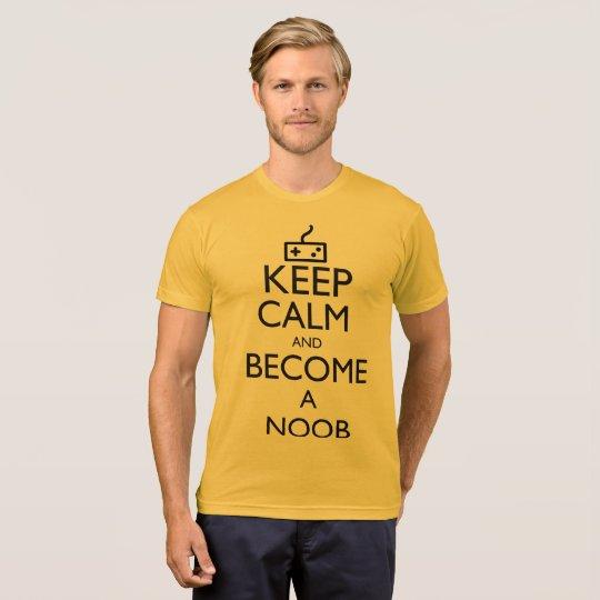 Men's American Apparel Poly-Cotton Blend T-Shirt, T-Shirt