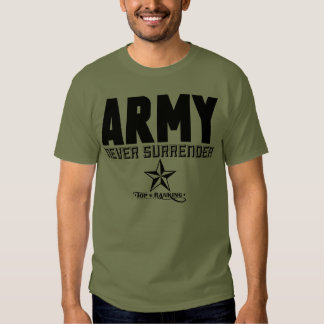 Men's Army T Shirts