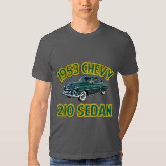Men's Asphalt 1953 Chevy 210 Tshirt