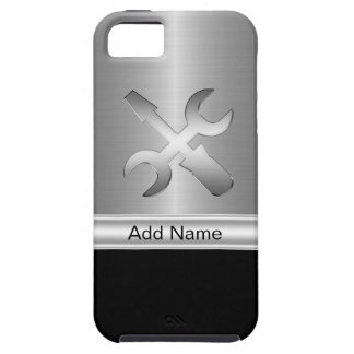 Men's Auto Mechanic iPhone 5 Case