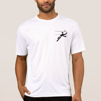 Men's Badminton Micro Fibre Shirt