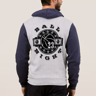 Men's Ball Night Full-Zip Hoodie