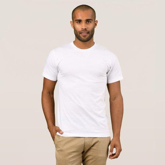 American Apparel Basic T-Shirt, White