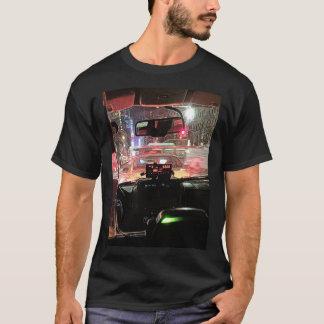 Men's Basic Dark T-Shirt, Black T-Shirt