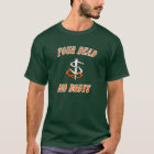 Men's Basic Dark T-Shirt-Dark Forest T-Shirt