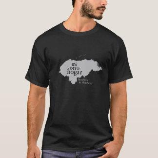 Men's Basic Dark T-Shirt HONDURAS