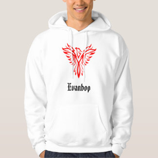 Men's Basic Evanbop Sweatshirt With Hoodie