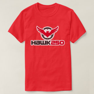 Men's Basic Hawk 250 Dark T-Shirt