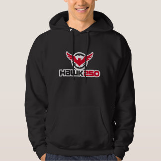 Men's Basic Hooded Hawk 250 Sweatshirt