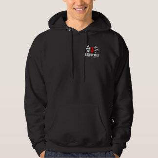 Men's Basic Hoodie - Pocket Logo