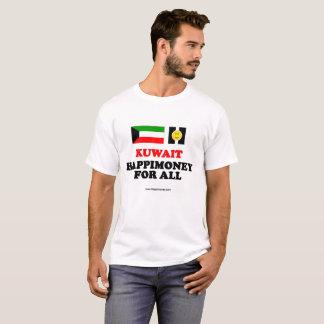 Men's basic t-shirt KUWAIT, HAPPIMONEY FOR ALL