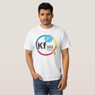 Mens Basic T-Shirt with KFSSI Logo