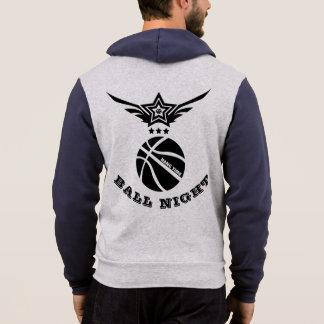 Men's Basketball Full-Zip Hoodie
