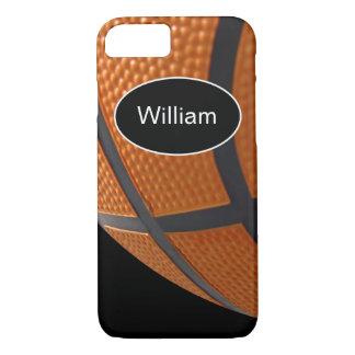Men's Basketball Theme iPhone 7 Case