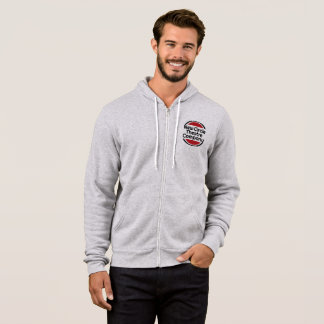 Men's Bella Full-zip hoodie