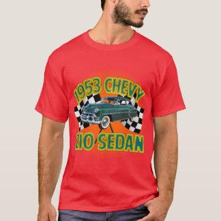 Men's Black 1953 Chevy 210 T-Shirt