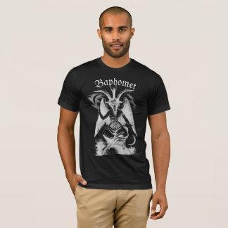 Men's Black Baphomet Tshirt
