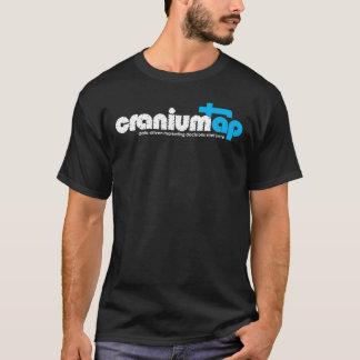 Men's Black CraniumTap T-Shirt