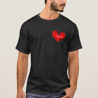 Men's Black Survivor T-Shirt