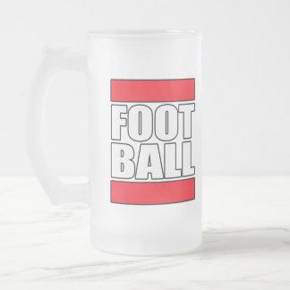 Mens boys Football NFL futball Soccer t shirt tee Coffee Mugs