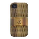 Men's Business iPhone 4 Case