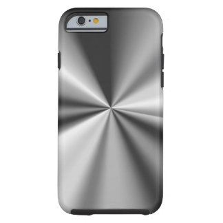 Men's Business Metallic Look Tough iPhone 6 Case