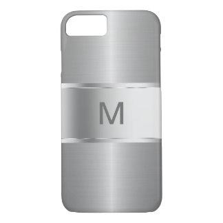 Men's Business Monogram Smartphone iPhone 7 Case