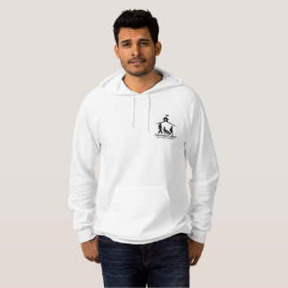 Men's California Fleece Pullover- HVED logo Hoodie