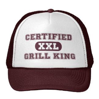 Men's Certified Grill King Trucker Hat