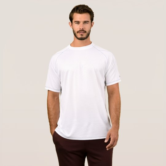 Champion Double Dry Mesh T-Shirt, White