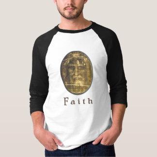 Mens Christian clothing Shroud of Turin T-shirts