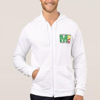 Men's Classic Logo Fleece Zip Hoodie