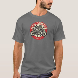 Men's CLASSIC SPEED SHOP T-Shirt