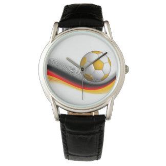 Mens Classic Watch/Soccer Wrist Watch