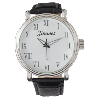 Men's Classy Personalised Watch