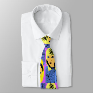 Mens Cocktail Party Stand-Out Tie