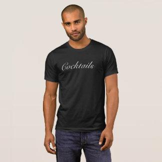 Mens Cocktails Tshirt