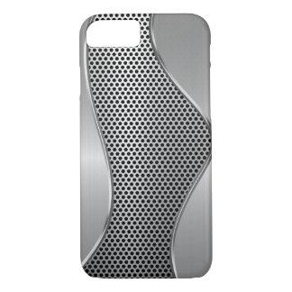 Men's Cool Metallic Look iPhone 7 Case