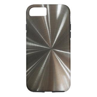 Men's Cool Metallic Look iPhone 8/7 Case