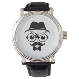 Men's Cool Trendy Hipster Guy Watch