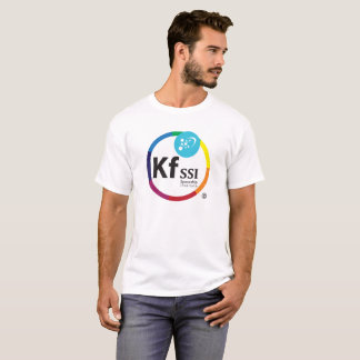 Mens Cotton T-Shirt with KFSSI Logo