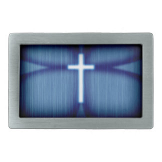 Mens Cross Belt Buckle