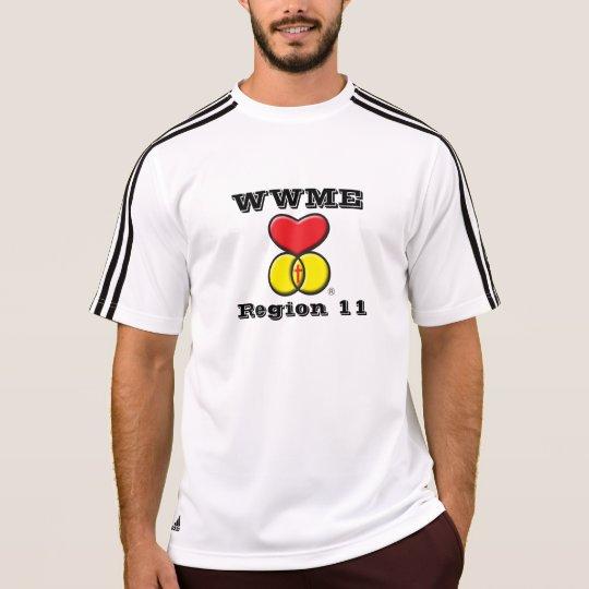 Men's Custom WWME Region 11 ClimaLite Sport Shirt