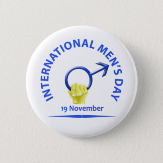 Men's Day Buttons