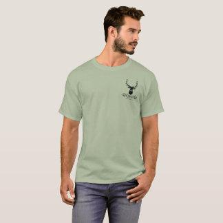 Men's Deer Creek Ranch Tee (Hunter Green)