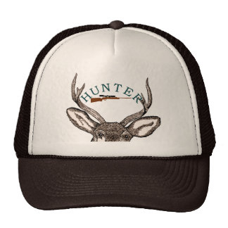 Mens Deer Hunter Cap