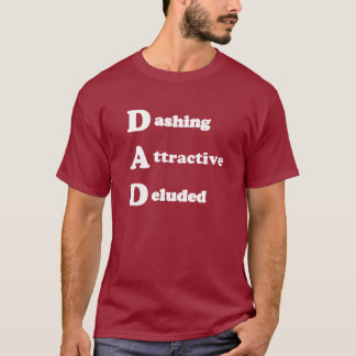 Mens 'Deluded Dad' Tee